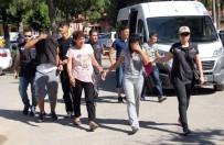 ŞAFAK VAKTI - PKK Operasyonunda Gözaltına Alınan Anne-Kız Adliyeye Sevk Edildi