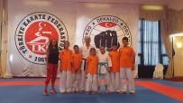 MERKEZ HAKEM KURULU - Salihlili Karateciler Göz Doldurdu