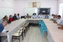 KAMERA SİSTEMİ - Samsat'ta Yeni Eğitim - Öğretim Yılı Güvenlik Toplantısı Yapıldı