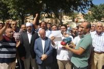 İBRAHIM COŞKUN - Şanlıurfa'da Arakanda Yaşanan Zulüm Protesto Edildi