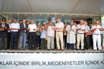 LÜTFÜ SAVAŞ - Şehidin Adı Verilen Demiryolu Alt Geçidi Törenle Açıldı