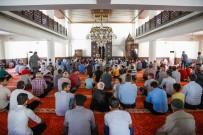 AHMET UZER - Selman-I Farisi Camisinde İlk Namaz Kılındı