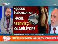 HAMZA ÖZTÜRK - Servisçilerin başkanı konuştu...