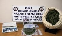 UYUŞTURUCU OPERASYONU - Seydikemer'de Uyuşturucu Operasyonu