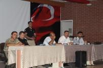 SAVAŞ KONAK - Silopi'de 'Okul Güvenliği' Toplantısı