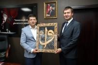 RAMAZAN YıLMAZ - Slovenyalı Belediye Başkanı'ndan Başkan Subaşıoğlu'na Ziyaret