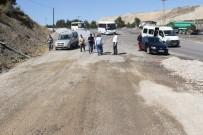 Soma'daki Yol Yatırımları Yerinde İncelendi