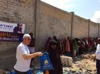 HAYIRSEVERLER - Somali'den Türkiye'ye Dua Ve Teşekkür Var