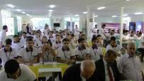 ANADOLU GENÇLIK DERNEĞI - SP Genel Başkanı Karamollaoğlu AGD'li Gençlere Siyaset Dersi Verdi
