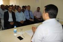 BILAL ÖZKAN - Sur'da 'Okul Güvenliği' Toplantısı Yapıldı