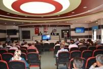 ENDER FARUK UZUNOĞLU - Suşehri'nde Okullarda Alınacak Tedbirler Anlatıldı