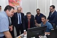 TÜRK EKONOMI BANKASı - Teknopark Yönetim Kurulu Toplantısı, Vali Su Başkanlığında Yapıldı