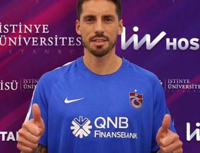 Trabzonspor Sosa transferini açıkladı