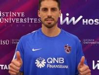 JOSE ERNESTO SOSA - Trabzonspor Sosa transferini açıkladı