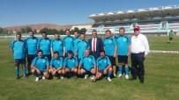 SERDENGEÇTI - Türkiye Masterler Futbol Şampiyonası Aksaray'da Başladı