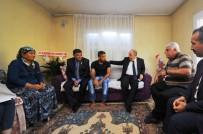 HAMİT COŞKUN - Vali Coşkun Açıklaması 'Gazi Ve Şehit Ailelerine Devletimiz Her Daim Destek Oluyor'