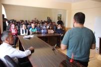 İŞ SAĞLIĞI - Varto Belediyesi Çalışanlarına İş Güvenliği Semineri