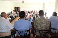 MEHMET NURİ ÇETİN - Varto'da Muhtarlar Toplantısı