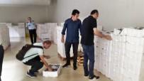 AHMET YAVUZ - Yasal Boy Sınırı Altında Avlanan 10 Ton İstavrit Ve 390 Kilo Tekire El Konuldu