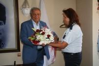 ZABITA MÜDÜRÜ - Zabıta Personelinden Başkan Semerci'ye Ziyaret