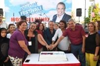 KONYAALTI BELEDİYESİ - 1. Kadın Festivali KOSHİM'de Açıldı