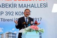 MUSTAFA ELİTAŞ - '15 Yıl İçerisinde Tüm Türkiye'yi Depreme Hazırlıklı Hale Getireceğiz'
