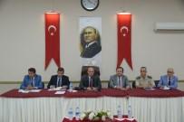ORHAN ÇIFTÇI - '2017-2018 Eğitim Yılı Güvenlik, Uyuşturucu Ve Okul Servisi' Toplantısı Yapıldı