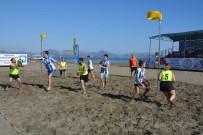 HAYDARPAŞA - 5. Plaj Korfbol Turnuvası