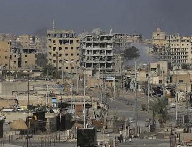 ABD'nin Rakka'da öldürdüğü sivil sayısı