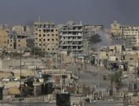 AF ÖRGÜTÜ - ABD'nin Rakka'da öldürdüğü sivil sayısı