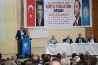 ÖZGÜR SURİYE ORDUSU - Adalet Bakanı Gül'den FETÖ, DEAŞ Ve PKK Terör Örgütlerine Kokteyl Benzetmesi