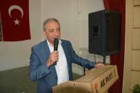 KADEM METE - Ak Parti İl Başkanı Kadem Mete; 'Kongrelerde Tercihimiz Tek Aday'