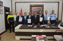 YILLIK İZİN - Antalya'da 'Ayın Polisleri' Ödüllendirildi