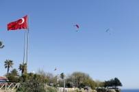 PARAMOTOR - Antalya'da Yamaç Paraşütü Ve Paramotor Hava Araçlarına Sınırlama Getirildi