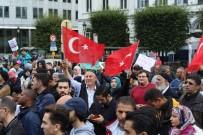 NOBEL BARıŞ ÖDÜLÜ - Arakan'daki Katliam Avrupa Parlamentosu Önünde Protesto Edildi