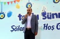 AHMET HAŞIM BALTACı - Arnavutköy'de Toplu Sünnet Şöleni