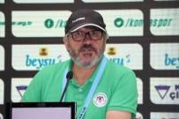 SAFET SUSİC - Atiker Konyaspor - Aytemiz Alanyaspor Maçının Ardından