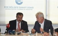 EROL AYYıLDıZ - Bakan Eroğlu'ndan İş Ve Esnaf Teşkilatına Ziyaret
