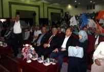İBRAHIM AYDEMIR - Başbakan Yardımcısı Akdağ Ve AK Parti Genel Başkan Yardımcısı Demiröz, Aziziye Kongresi'ne Katıldı