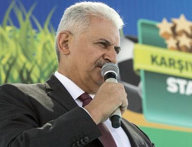 Başbakan Yıldırım'dan İzmir'e çılgın proje müjdesi