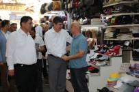 TURİZM SEZONU - Başkan Türel, Ayakkabıcılar Çarşısı'nda