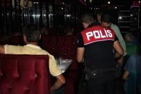 KAHVEHANE - Bursa'da Dev Huzur Operasyonunda 46 Kişi Gözaltına Alındı