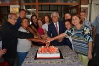 İSMAIL ŞAHIN - CHP 94. Kuruluş Yıldönümünü Kutladı