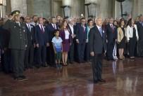 ANıTKABIR - CHP'den 94. Kuruluş Yıl Dönümünde Anıtkabir'e Ziyaret