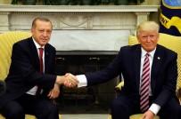 BİRLEMİŞ MİLLETLER - Cumhurbaşkanı Erdoğan Trump İle Görüştü