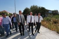 OSMAN ZOLAN - Denizli Büyükşehir'in İlçelerdeki Çalışmaları Sürüyor