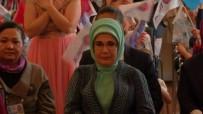 EMINE ERDOĞAN - Emine Erdoğan, Astana Çocuk Evi Ve Yetimhanesini Ziyaret Etti