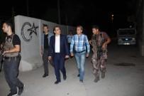 YARBAŞı - Emniyet Müdürü Selami Yıldız, Vatandaşlarla Bir Araya Geldi