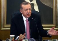 EROL AYYıLDıZ - Erdoğan, İzmir'in Kurtuluş Yıl Dönümünü Kutladı