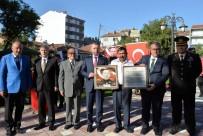 ŞEHİT BABASI - Ertuğrul Gazi'yi Anma Ve Yörük Şenlikleri Kapsamında Şehit Polis Memuru Kazım Esmer Parkı Açıldı